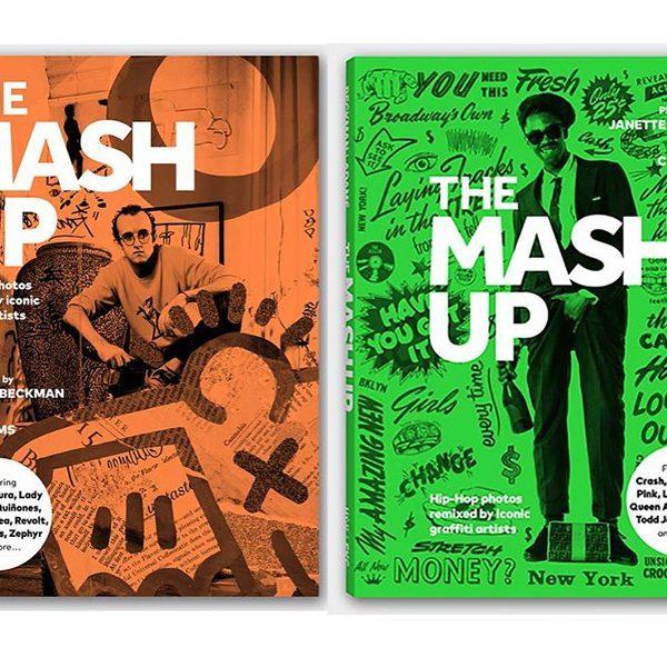 写真家とグラフィティーアーティスト達によるオールドスクールなマッシュアップの一冊 THE MASH UP