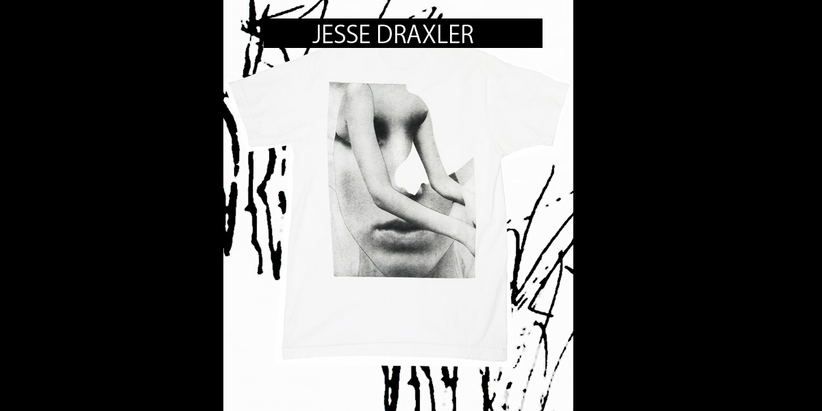 JESSE DRAXLER 新作T-シャツT009