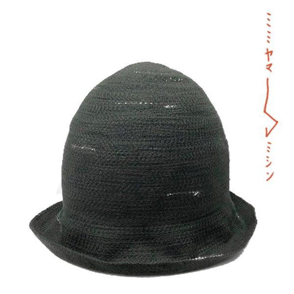 ミミヤマミシンのアートピースな帽子