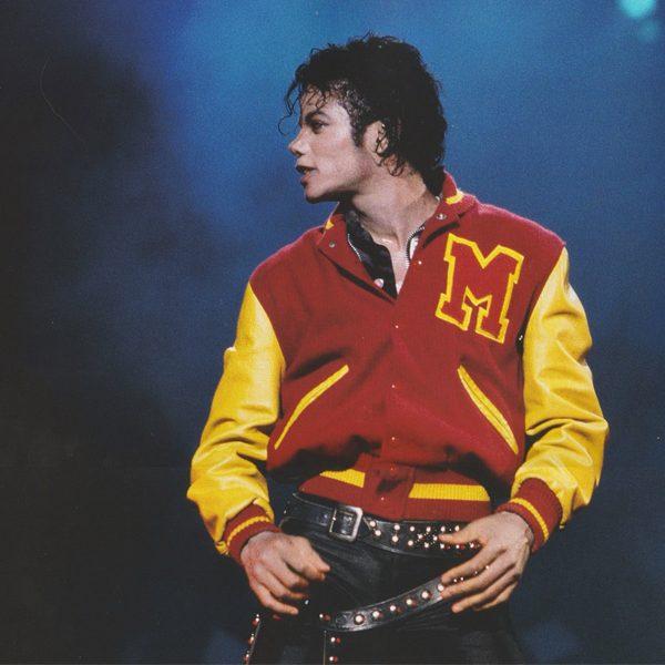 キング・オブ・ポップこと マイケル・ジャクソン のオフィシャル Tシャツ が登場