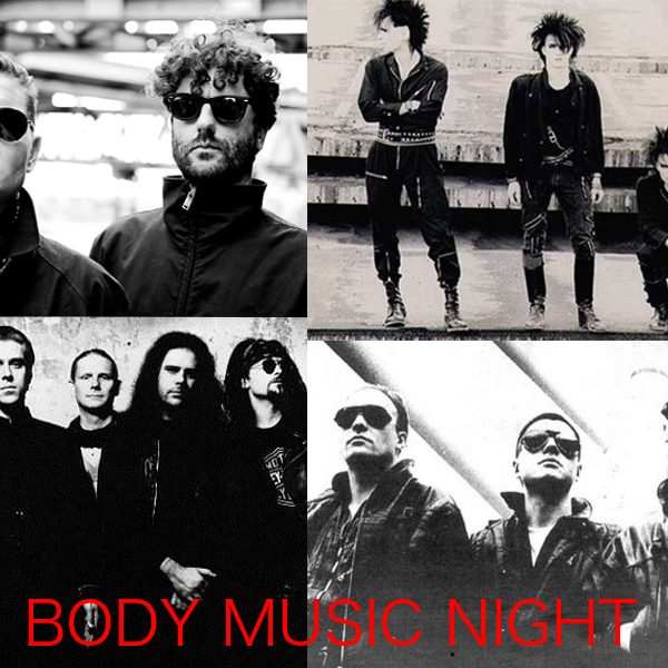 BODY MUSIC NIGHT