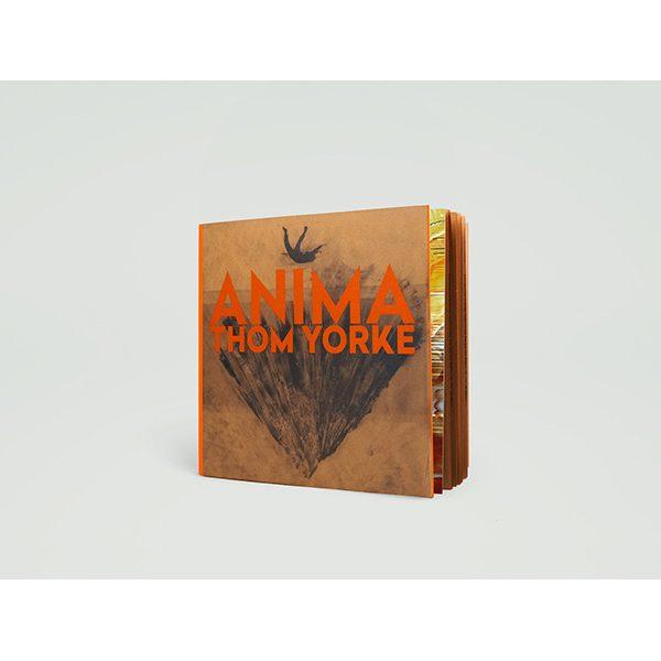 トム・ヨーク 最新ソロアルバム ANIMA の限定デラックス盤のリリースが開始