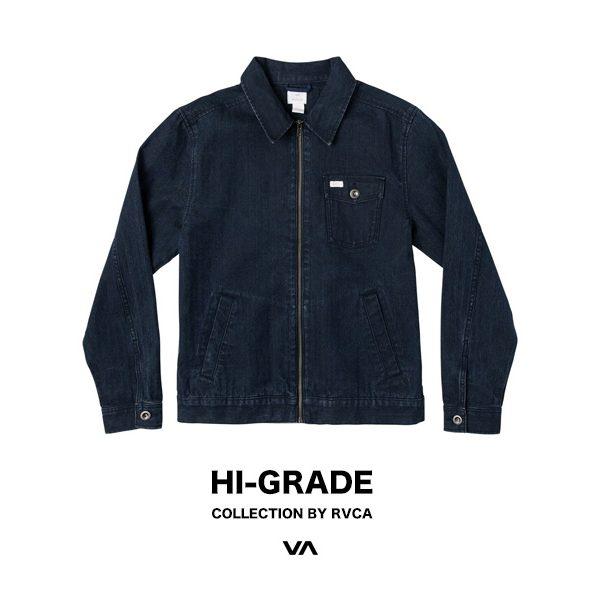 """RVCA の上質なラインを提案する新たなコレクション""""HI-GRADE""""より新作アイテムが登場"""