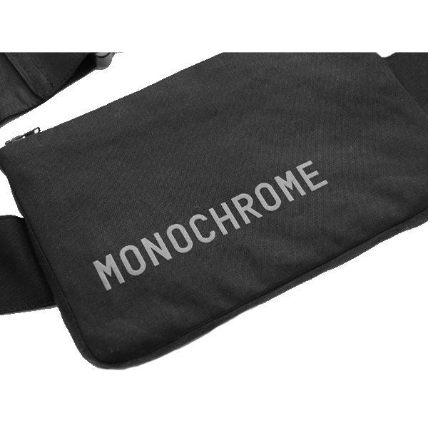 MONOCHROME よりFRAGILE別注となる ショルダーポーチ が登場