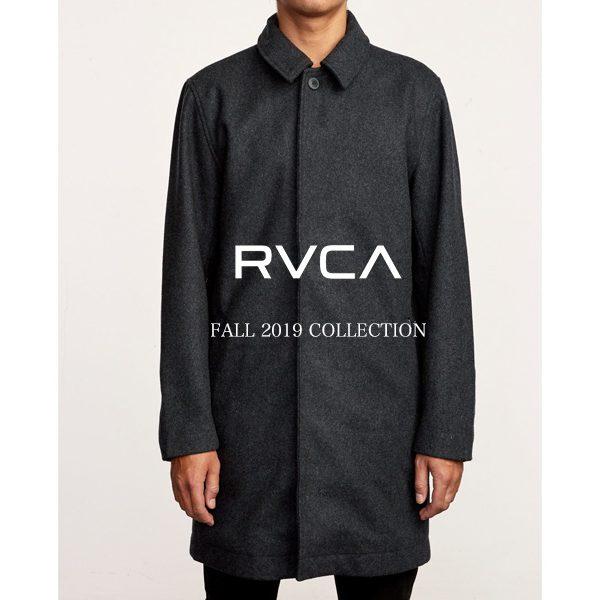 RVCA より2019秋冬コレクションがリリース
