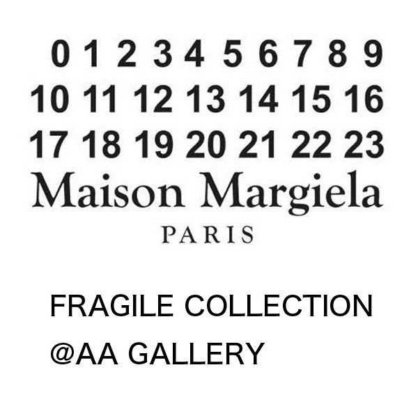 MAISON MARTIN MARGIELA by Possession of FRAGILE Collection