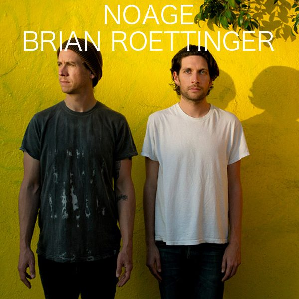 NO AGE /BRIAN ROETTINGER