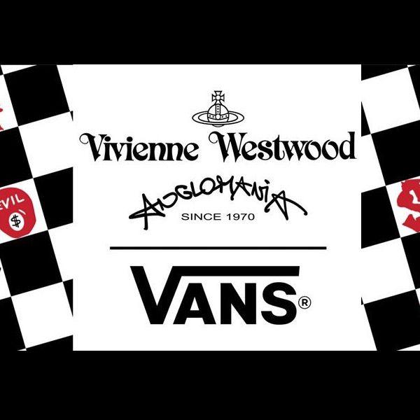 VIVIENNE WESTWOOD ANGLOMANIA x VANS