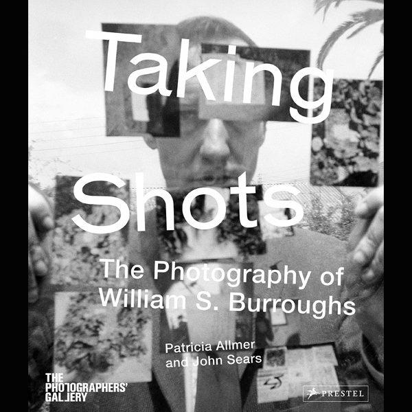 ウィリアム・S・バロウズ が自身で撮影したフォトグラフ等を収めた貴重な一冊