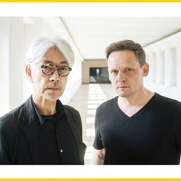 ALVA NOTO&RYUICHI SAKAMOTO'TWO'-live at Sydney Opera House