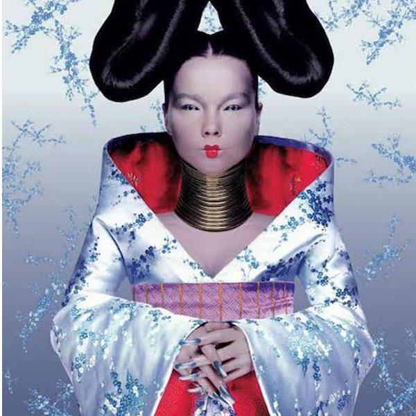 Björk -HOMOGENIC T-シャツ入荷しました