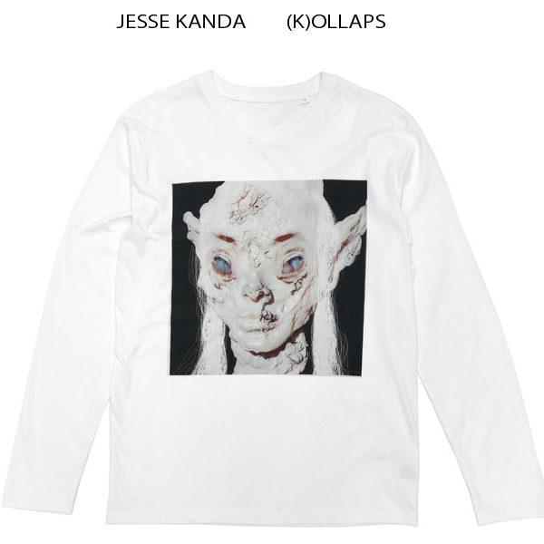 JESSE KANDA / MENE LS T-SHIRT