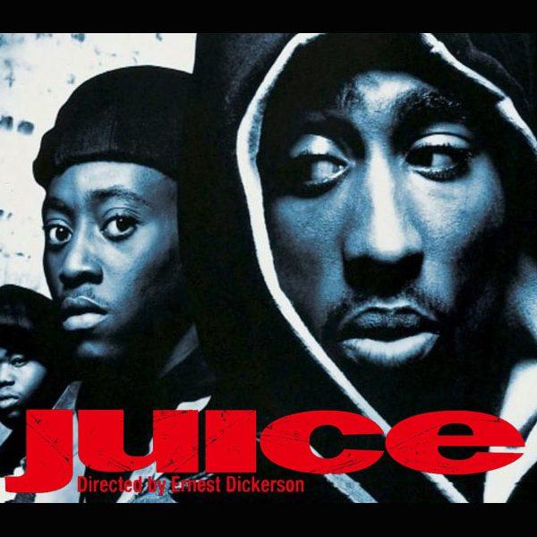 2PAC が初めて役を務めた伝説の映画 JUICE のロンTが待望の入荷