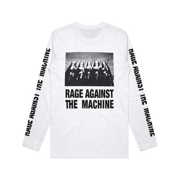 RAGE AGAINST THE MACHINE 待望の復刻Tシャツ第三弾がリリース