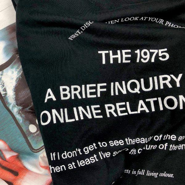 THE 1975新作Tシャツ入荷しました