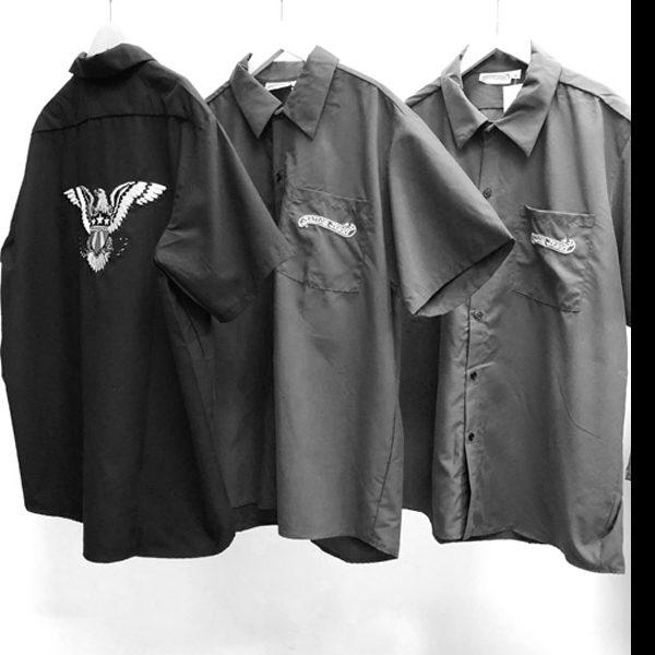 貴重なSailor Jerryのデットストックシャツ