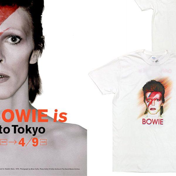 """伝説の展覧会""""DAVID BOWIE IS"""""""