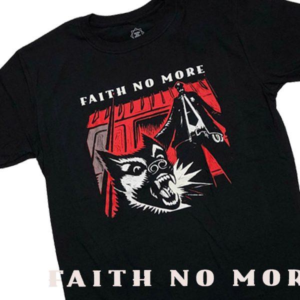 FAITH NO MOREのアートを手がけるエリック・デュルーカー