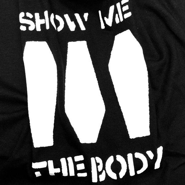 SHOW ME THE BODYTシャツ初入荷しました