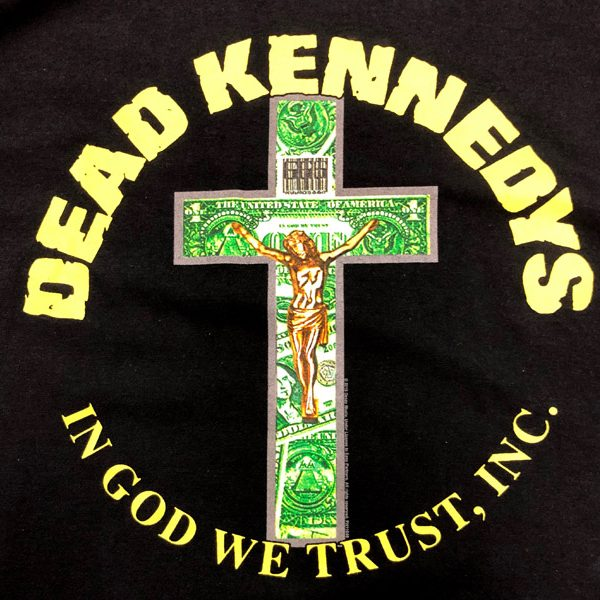 DEAD KENNEDYS COVER ART by WINSTON SMITH