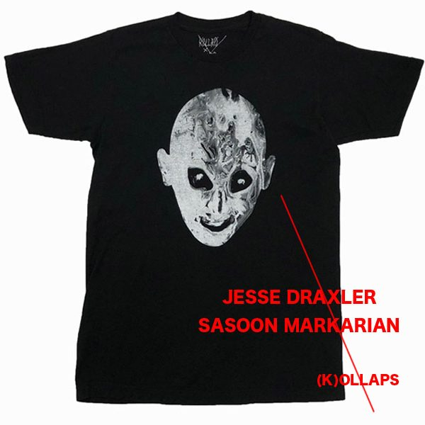 (K)OLLAPS アートプロジェクトJESSE DRAXLER x SASOON MARKARIAN