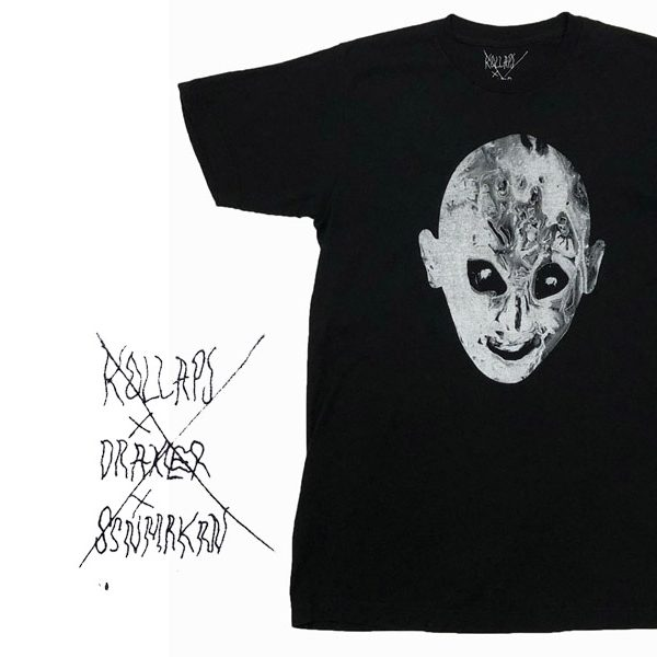 (K)OLLAPSxJESSE DRAXLERxSASOON MARKARIAN / Limited T-shirts