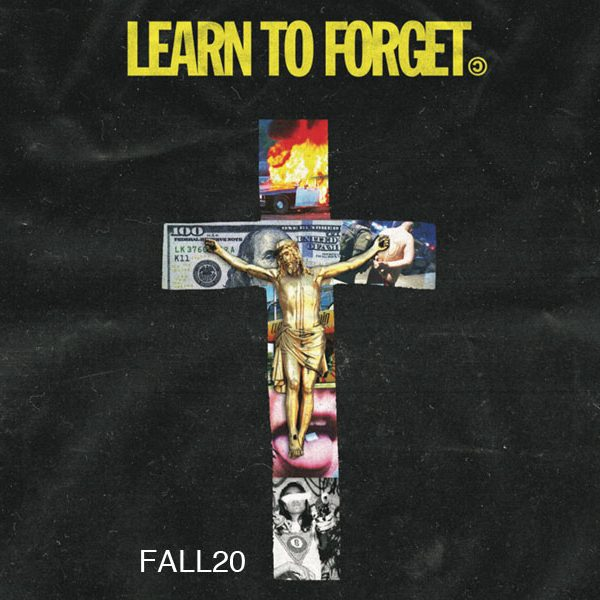 LEARN TO FORGET FALL 2020入荷しました