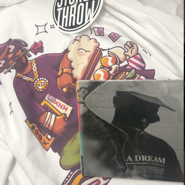 KNXWLEDGE(ノレッジ)1988アルバム&Tシャツ販売します