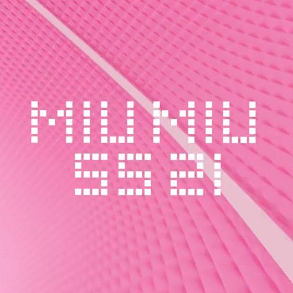 MIU MIU SS21 SHOW By AUTOMATIC
