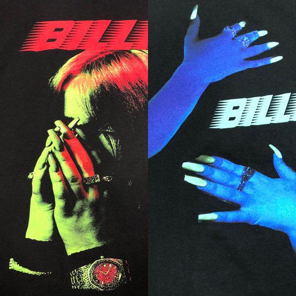 Billie Eilish my future ニューデザインTシャツ発売