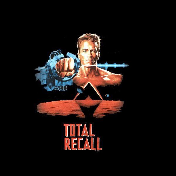 90年代の大ヒットSF映画 TOTAL RECALL (トータルリコール)
