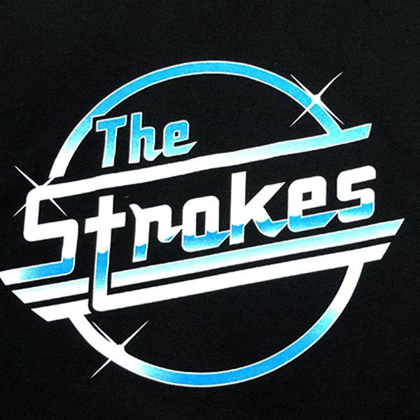 THE STROKES オフィシャルロゴTシャツ入荷しました