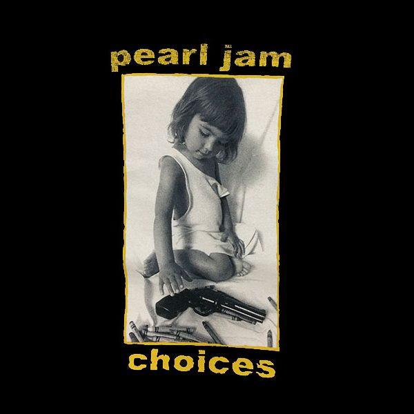 PEARL JAM(パールジャム)オフィシャルTシャツ入荷致しました。