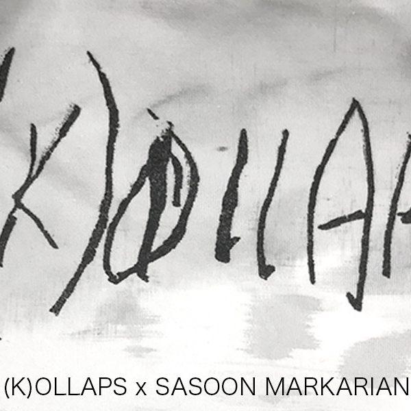 (K)OLLAPSxSASOON MARKARIAN / ATELIER COAT2
