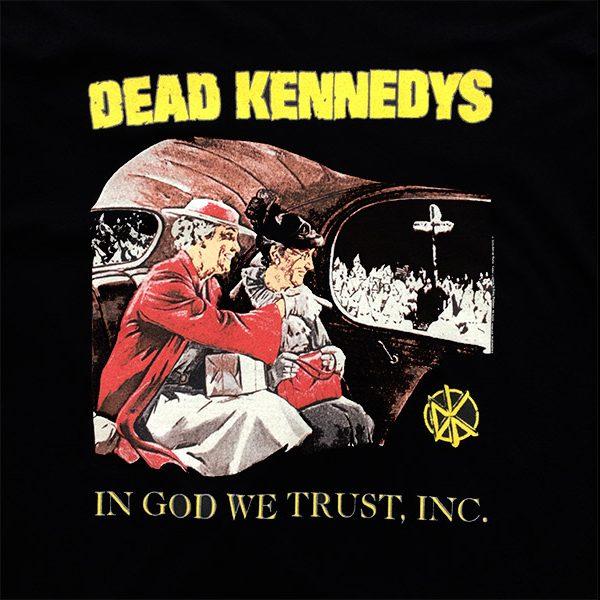DEAD KENNEDYS In God We Trust, Inc.Back