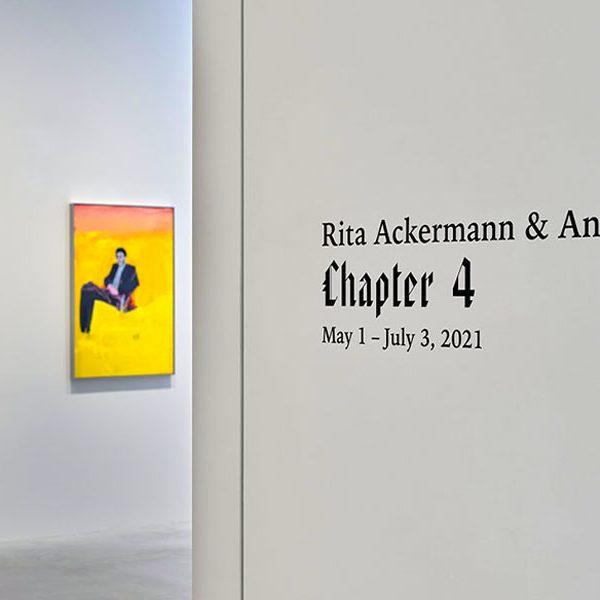 ART GALLAY Fergus McCaffrey Tokyo アッカーマン、ウェクア2人展Chapter 4