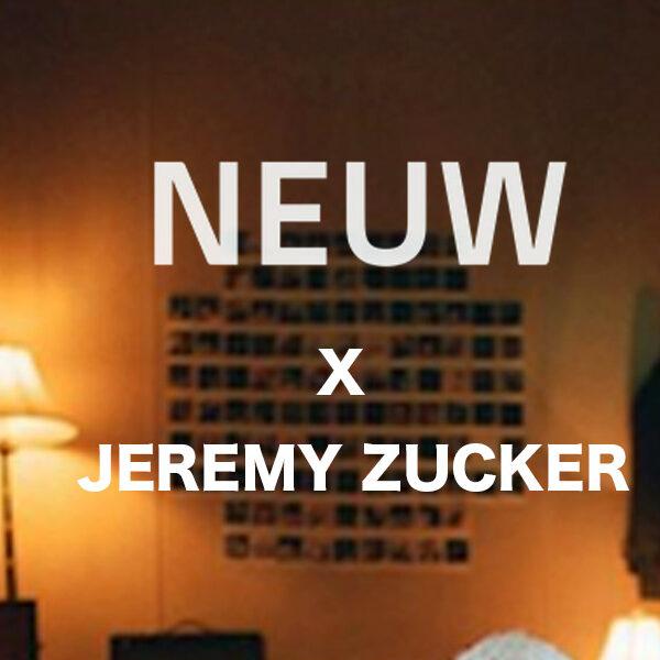 NEUW DENIM x JEREMY ZUCKER