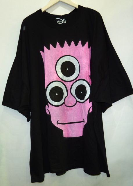 DESTROY CULTURE BART TEE 3