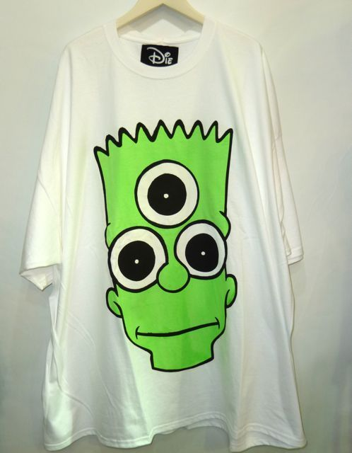 DESTROY CULTURE BART TEE 4