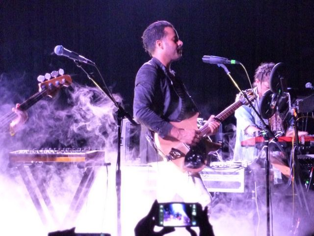 LIVEレポ-TWIN SHADOW@THE GLASS HOUSE