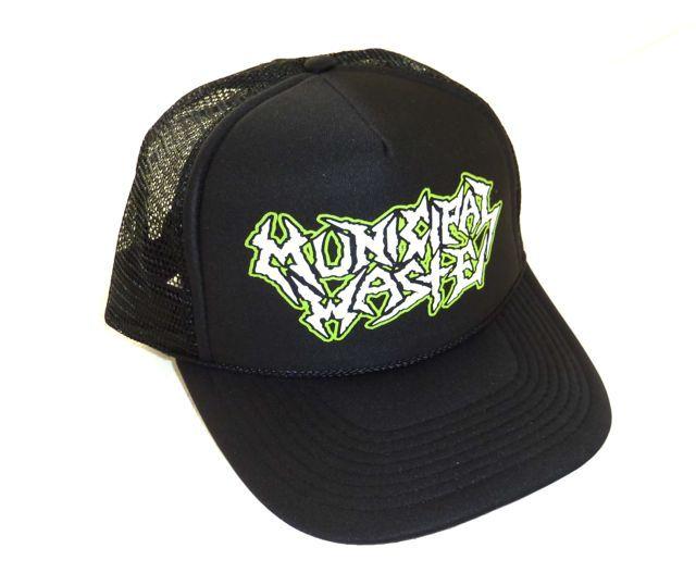 MUNICIPAL WASTE – オフィシャルTEEシャツ&HAT