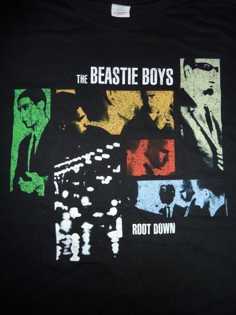 BEASTIE BOYS – オフィシャルTEEシャツ
