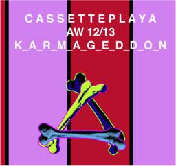 CASSETTEPLAYA 2012A/Wコレクション
