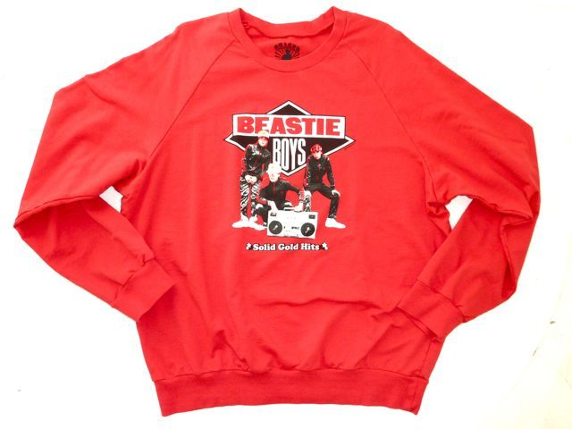 近日入荷商品-BEASTIE BOYS SWEAT