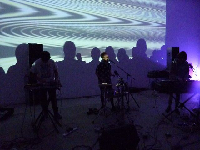 HOLY BALM – ライブレポートin LA