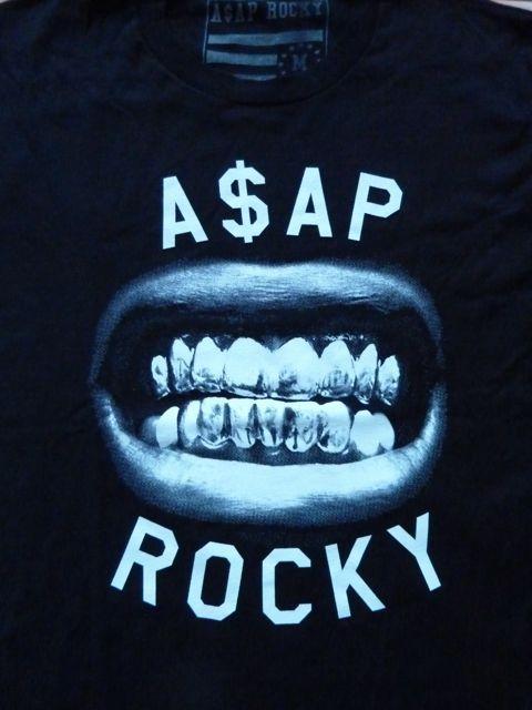 A$AP ROCKY オフィシャル TEE