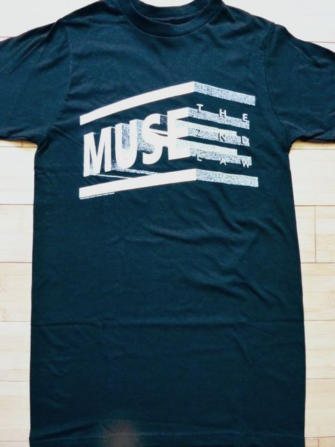 MUSE – 海外限定Tシャツ入荷