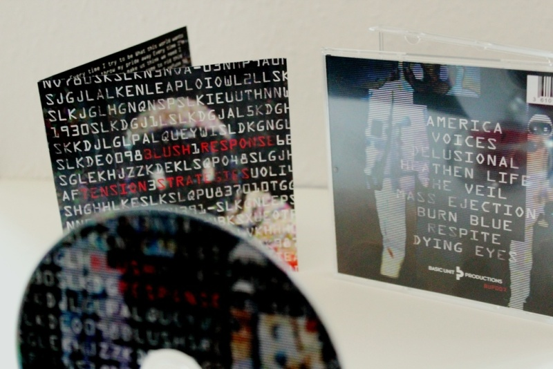 BLUSH RESPONSE – CD&TEE入荷