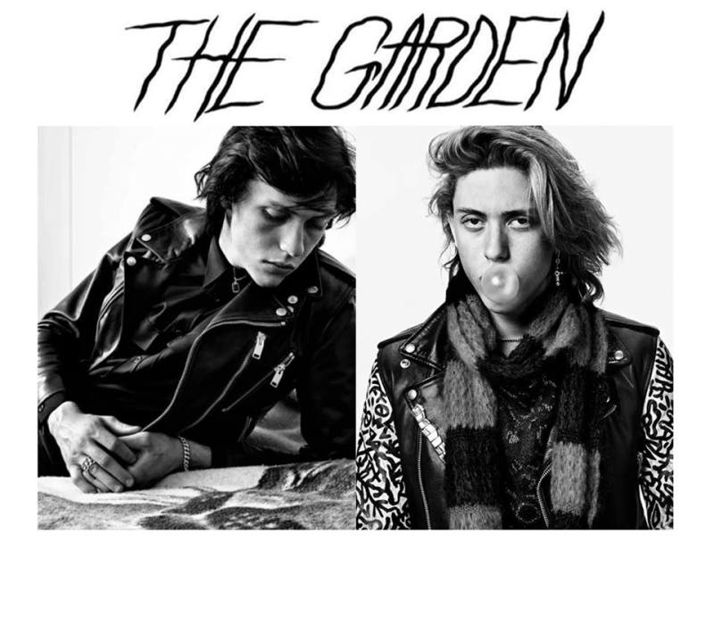 THE GARDEN – SAINT LAURENT CAMPAIGN