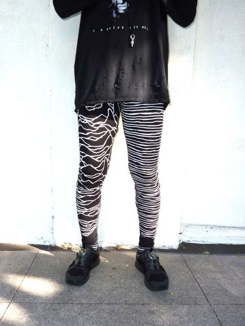Unknown Pleasure Leggins – Fragileにだけ入荷